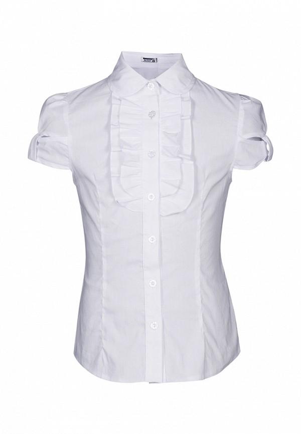 блузка sky lake для девочки, белая