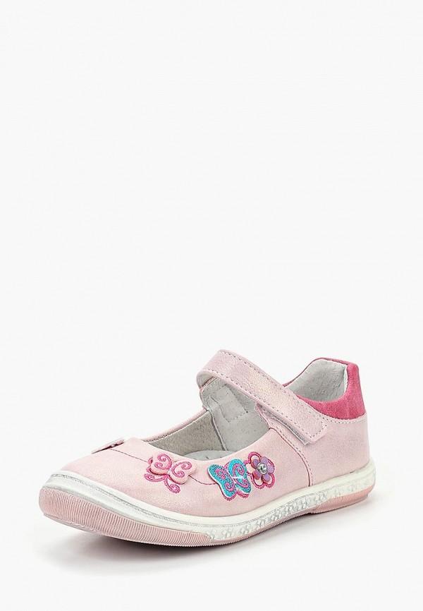 Купить Туфли Honey Girl, MP002XG00BWX, розовый, Осень-зима 2018/2019