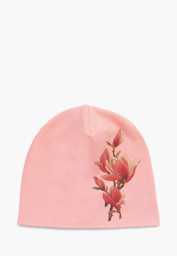 шапка ёмаё для девочки, розовая