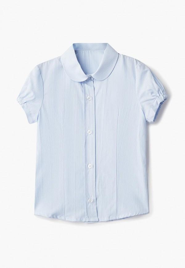 Блуза Katasonov цвет голубой
