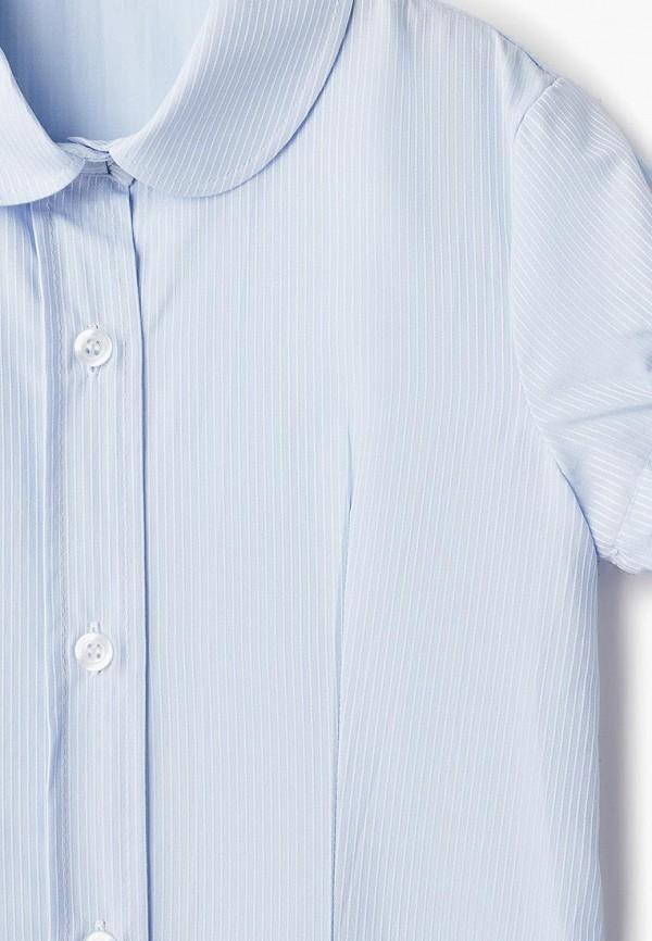 Блуза Katasonov цвет голубой  Фото 3