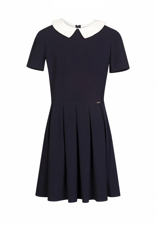 повседневные платье sky lake для девочки, синее