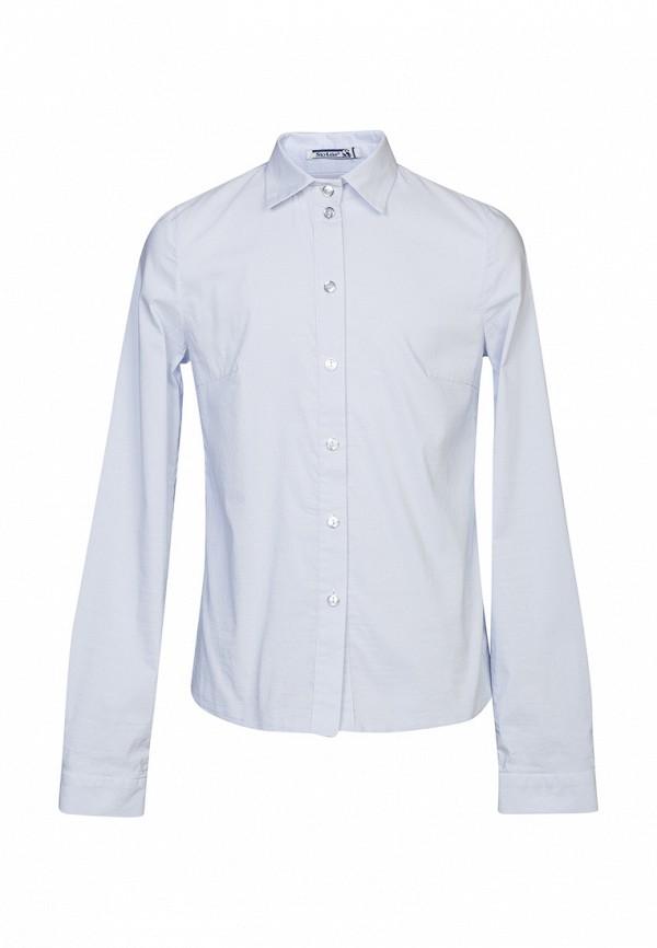 блузка sky lake для девочки, голубая