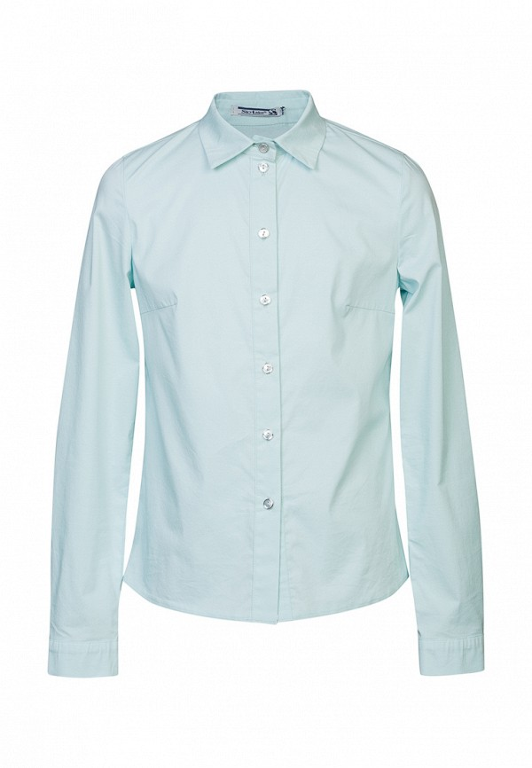 блузка sky lake для девочки, бирюзовая