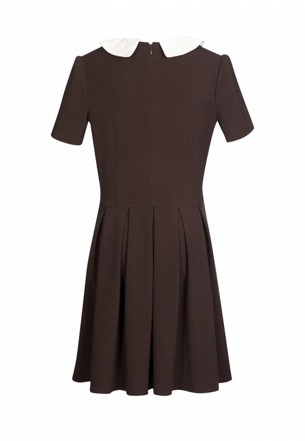 Платья для девочки Sky Lake цвет коричневый  Фото 2
