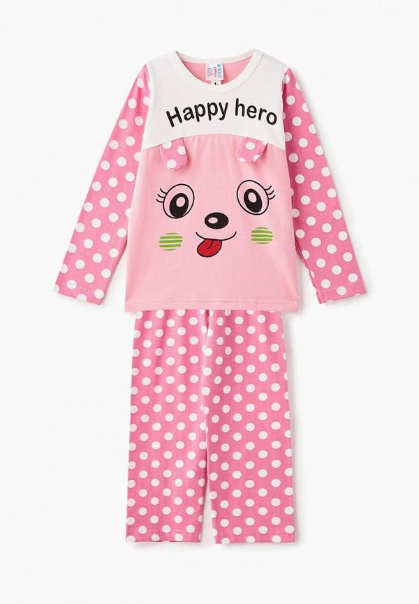 Пижама Happy Hero Happy Hero MP002XG00C3Z hero baby herobaby