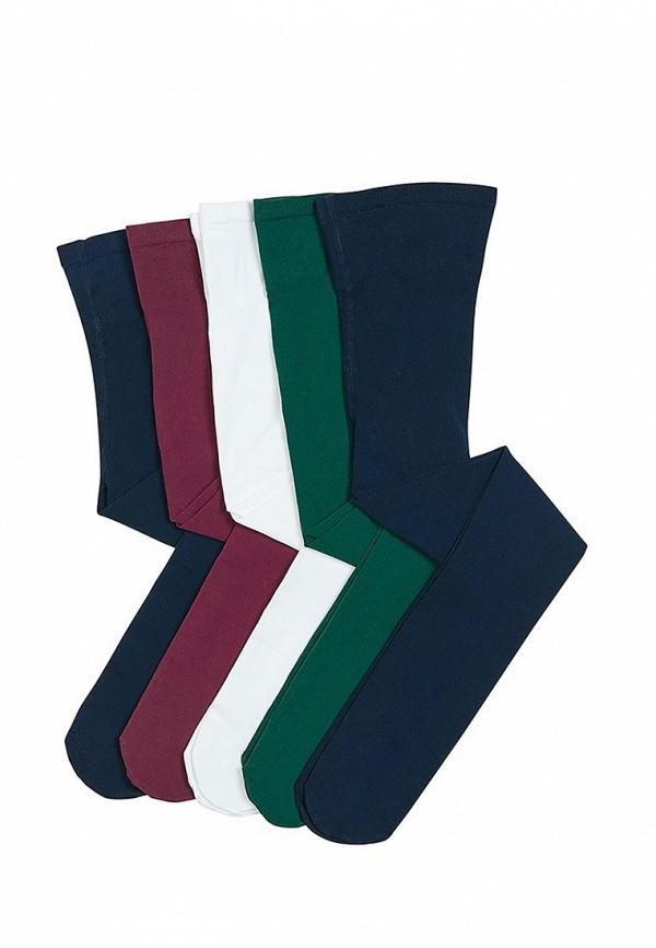 носки yula для девочки, разноцветные