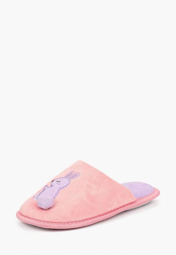 Купить Тапочки T.Taccardi, MP002XG00C4R, розовый, Осень-зима 2018/2019