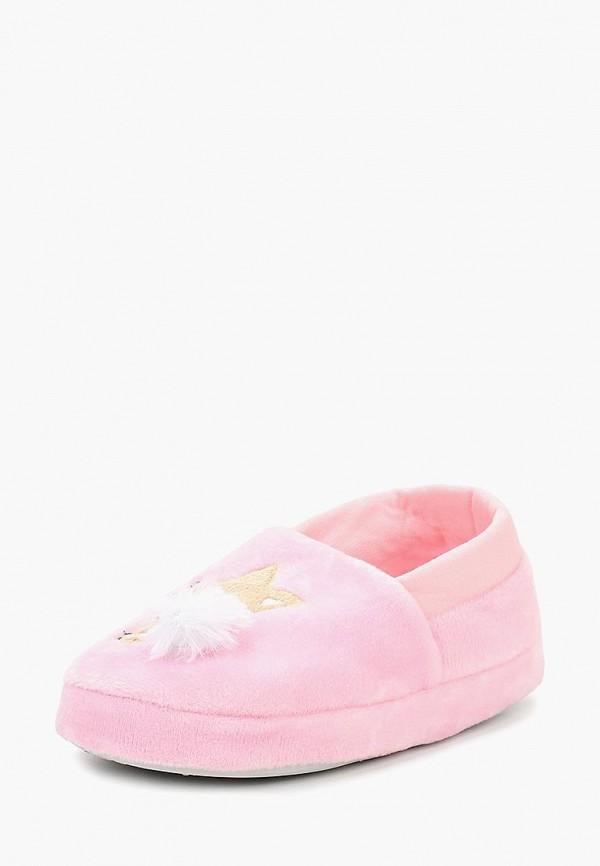 Купить Тапочки Honey Girl, MP002XG00C4T, розовый, Осень-зима 2018/2019