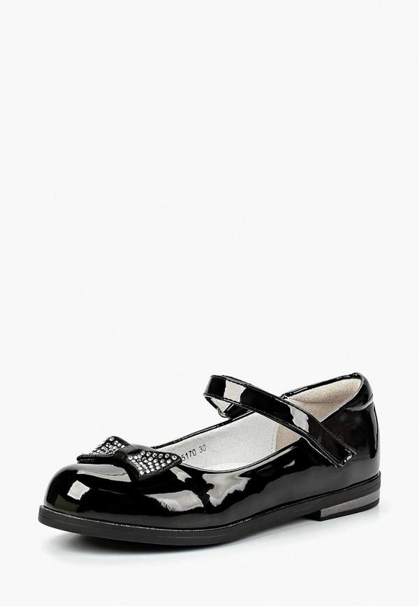 туфли t.taccardi для девочки, черные