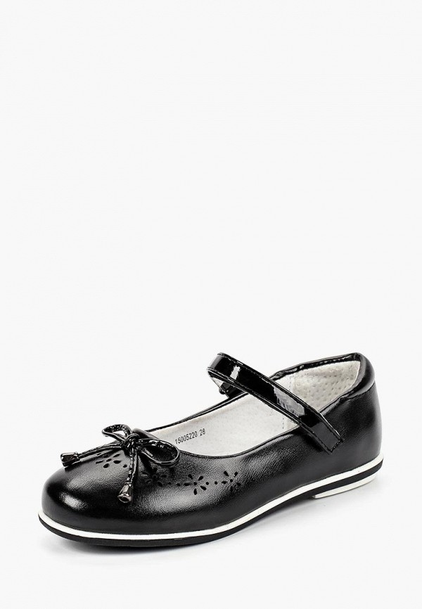 Купить Туфли Honey Girl, mp002xg00c56, черный, Осень-зима 2018/2019