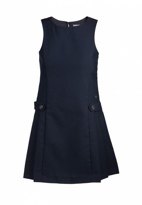 Купить Платье или сарафан для девочки Chadolini синего цвета