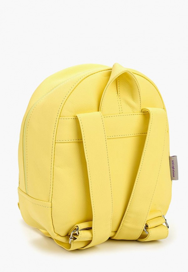 Рюкзак детский Я+я цвет желтый  Фото 2