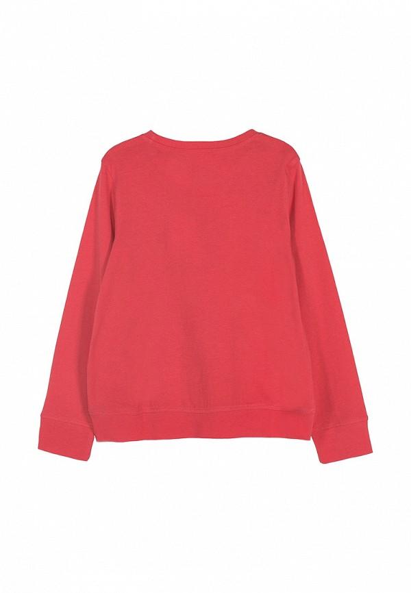 Свитшот Coccodrillo цвет красный  Фото 3