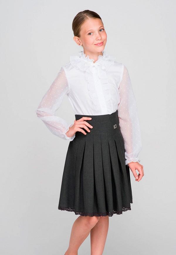 Блуза Красавушка цвет белый  Фото 3