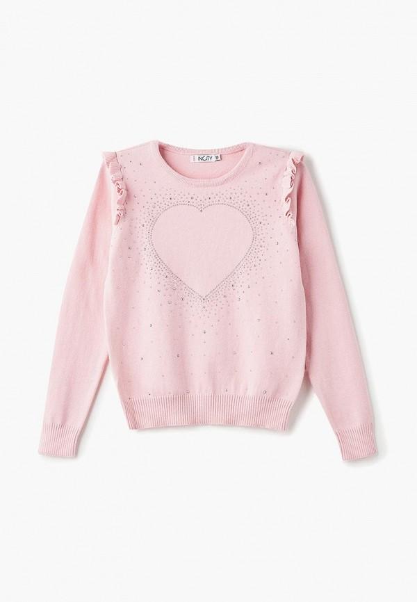Купить Джемпер Incity, MP002XG00CEL, розовый, Осень-зима 2018/2019