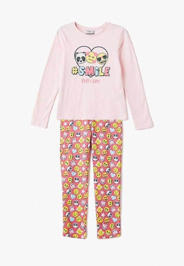 Пижама Incity, MP002XG00CES, розовый, Осень-зима 2018/2019  - купить со скидкой
