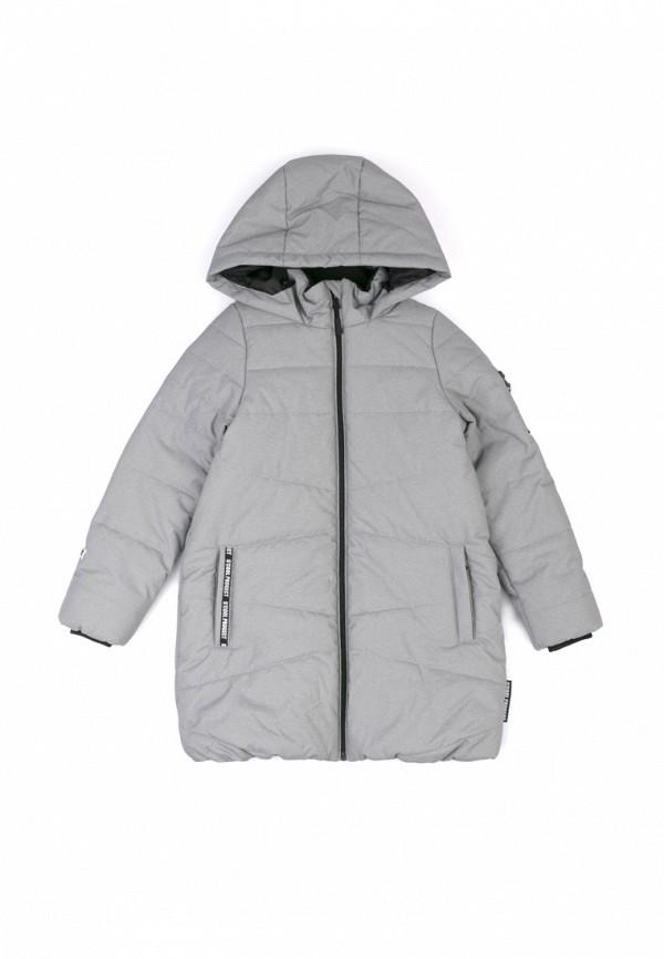 куртка s'cool для девочки, серая