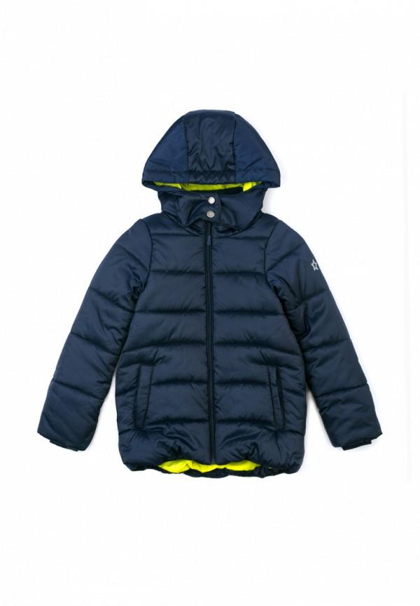 куртка s'cool для девочки, синяя