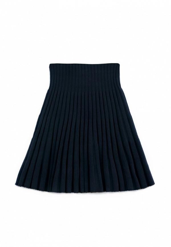 юбка s'cool для девочки, синяя