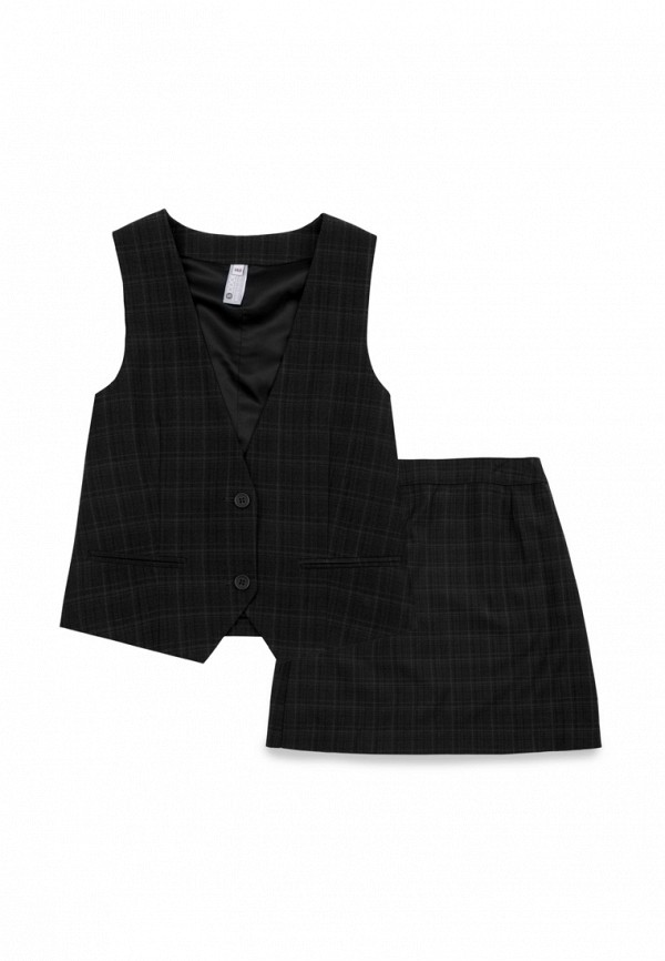 костюм s'cool для девочки, серый