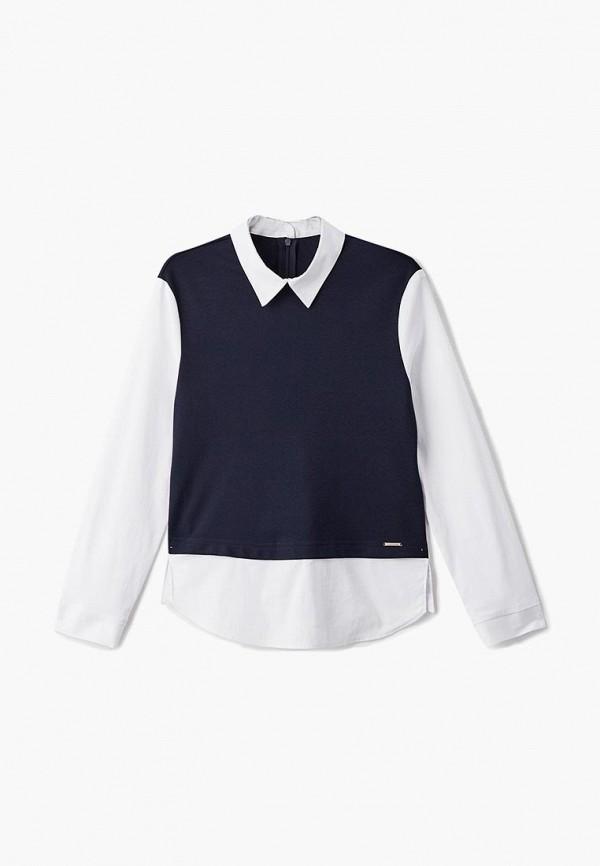 Купить Блуза Blauz, MP002XG00CIW, синий, Осень-зима 2018/2019