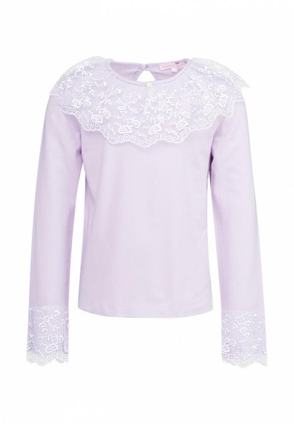 блузка красавушка для девочки, розовая