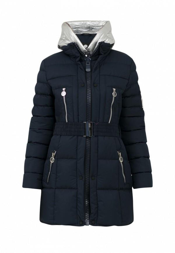 Куртка для девочки утепленная Jan Steen цвет синий