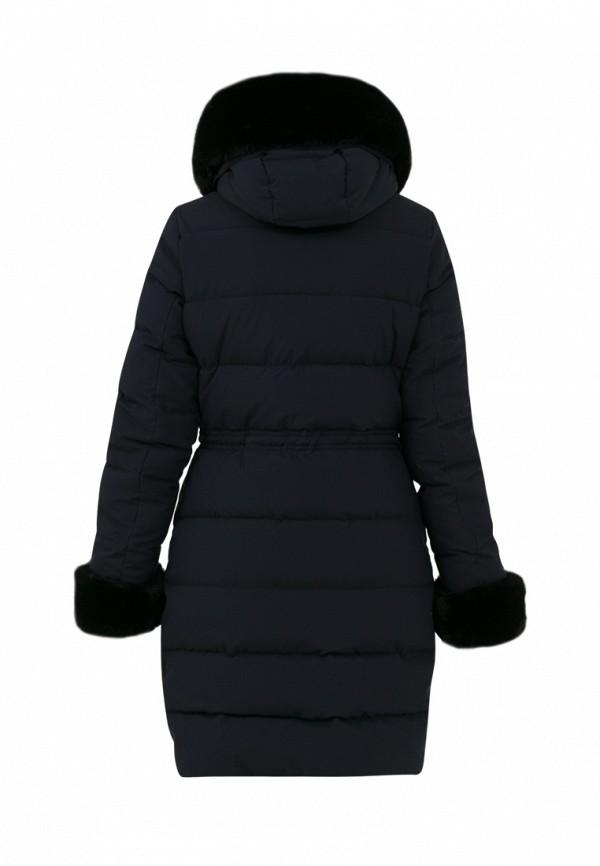 Куртка для девочки утепленная Jan Steen цвет синий  Фото 2