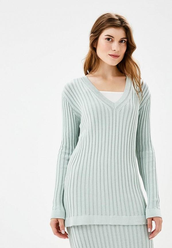 пуловер laroom для девочки, голубой