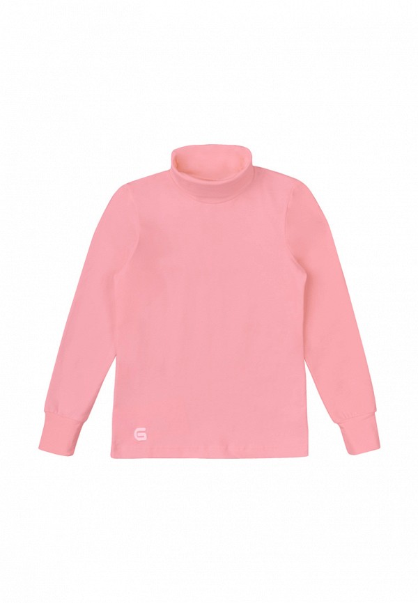 водолазка габби для девочки, розовая