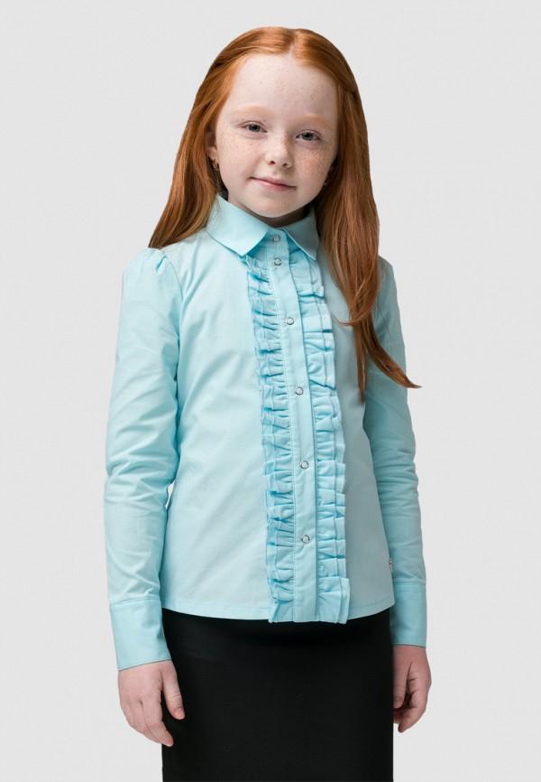 Блуза Chadolini цвет голубой  Фото 3