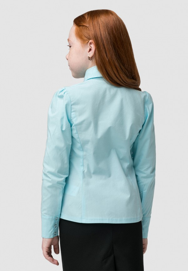 Блуза Chadolini цвет голубой  Фото 5
