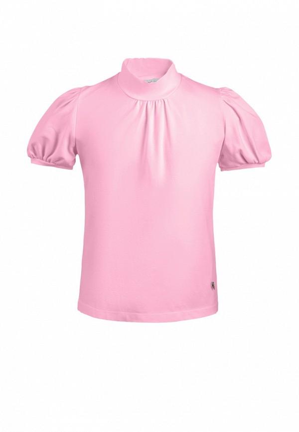 водолазка chadolini для девочки, розовая