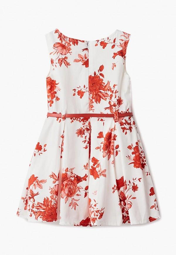 Платья для девочки LC Waikiki цвет белый  Фото 2