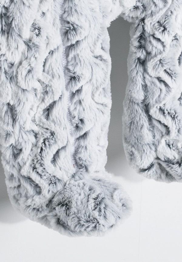 Детский комбинезон Coccodrillo цвет серый  Фото 5