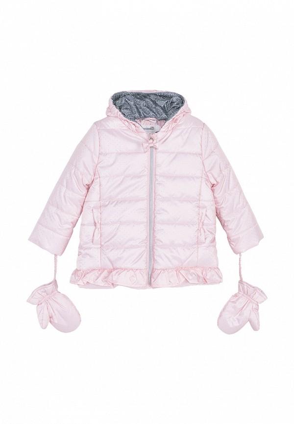 Фото - Куртка утепленная Coccodrillo Coccodrillo MP002XG00CWZ куртки пальто пуховики coccodrillo куртка для девочки wild at heart
