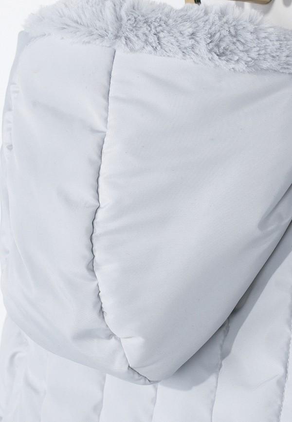 Куртка для девочки утепленная Coccodrillo цвет серый  Фото 7