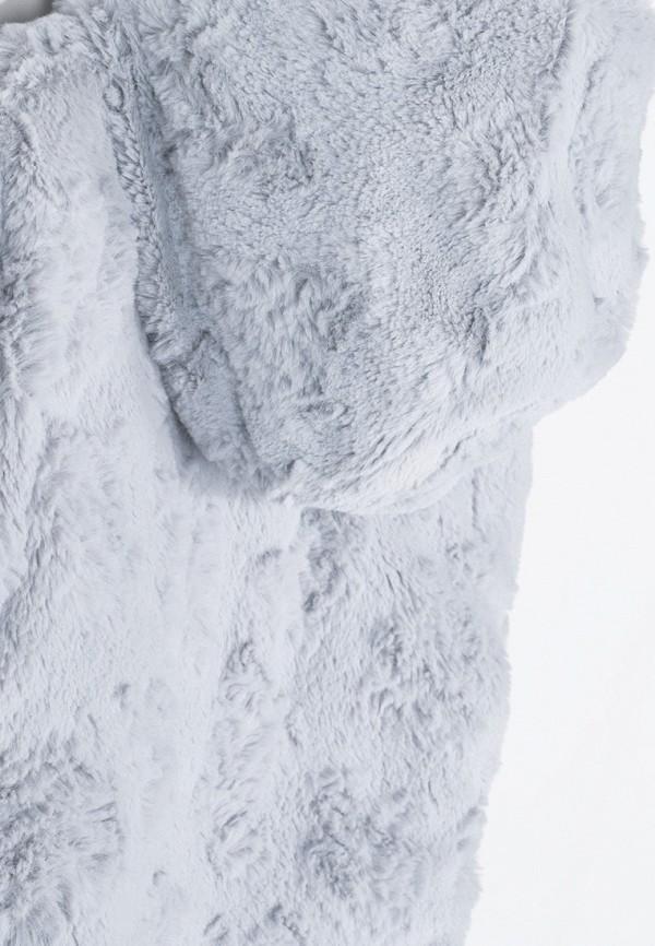 Куртка для девочки утепленная Coccodrillo цвет серый  Фото 8