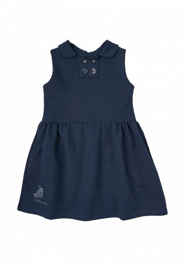 платье robinzon для девочки, синее