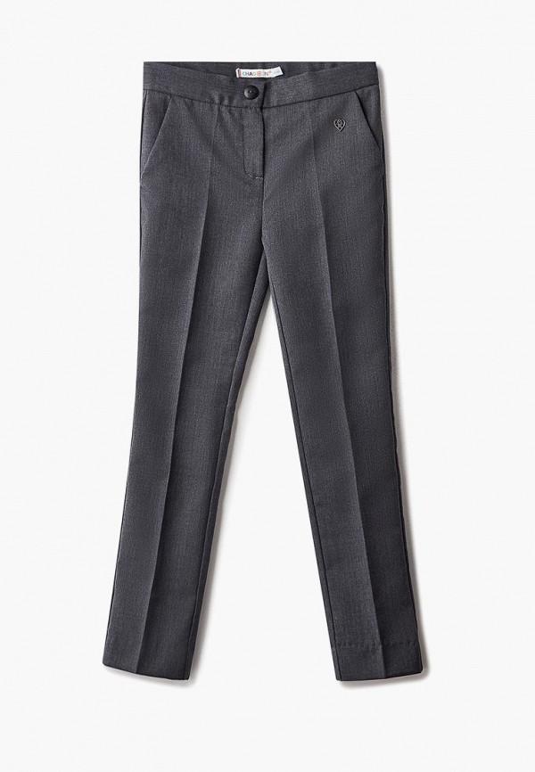 брюки chadolini для девочки, серые
