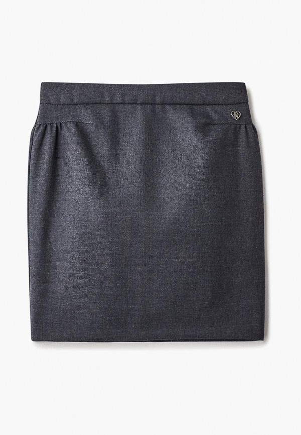 юбка chadolini для девочки, серая