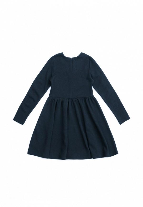 Платья для девочки S'Cool цвет синий  Фото 3
