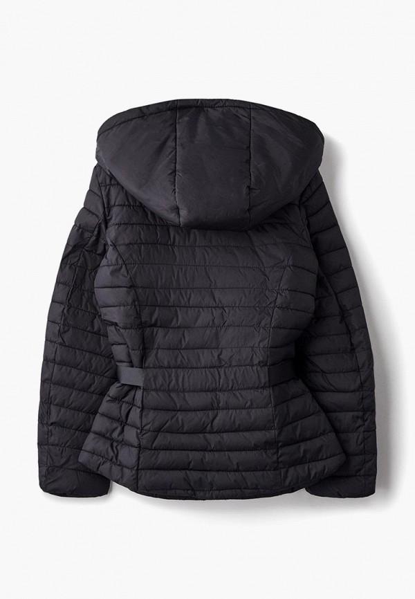 Куртка для девочки утепленная Incity цвет черный  Фото 2