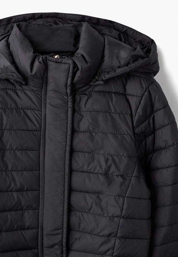 Куртка для девочки утепленная Incity цвет черный  Фото 3