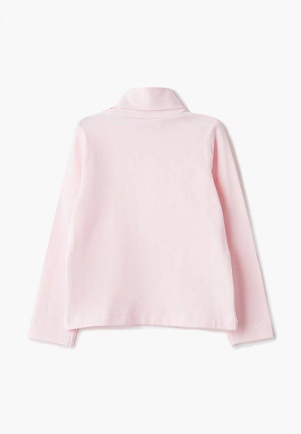 Водолазка для девочки Incity цвет розовый  Фото 2