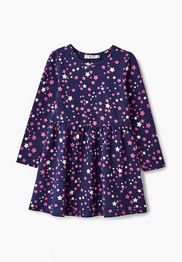 Платья для девочки Incity цвет синий