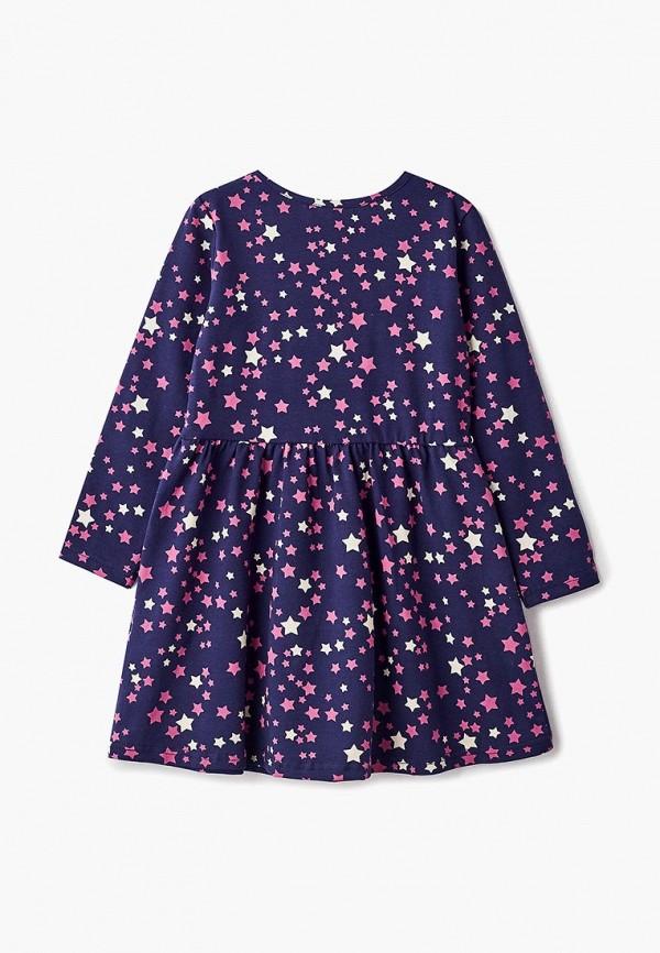 Платья для девочки Incity цвет синий  Фото 2