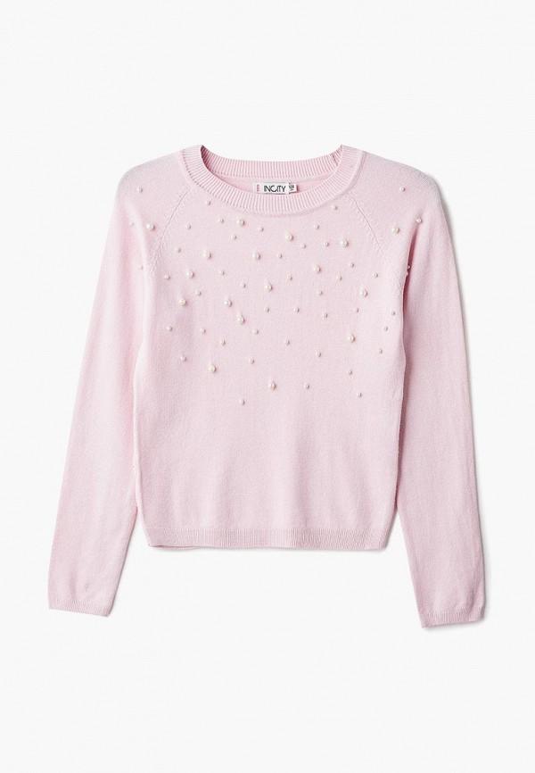Купить Джемпер Incity, MP002XG00D1V, розовый, Осень-зима 2018/2019