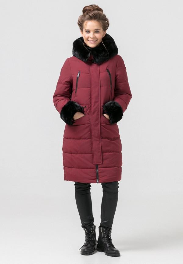 Куртка для девочки утепленная Jan Steen цвет бордовый  Фото 3